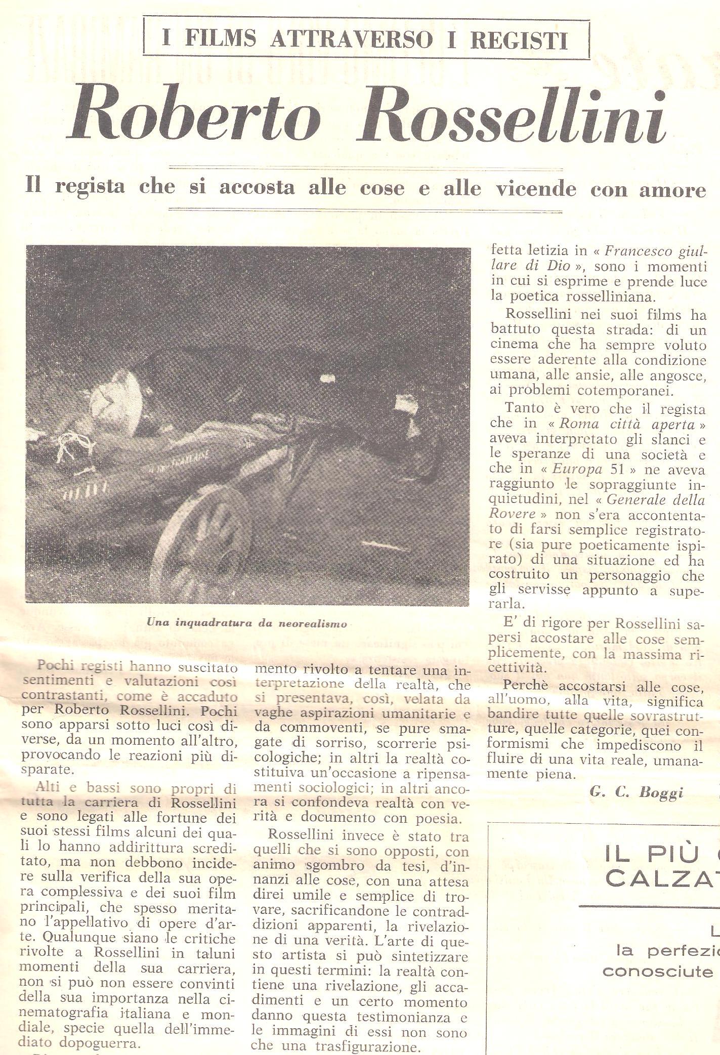 Roberto Rossellini 1 001